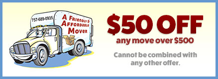 $50 off any move over $500
