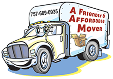 A Friendly & Affordable Mover Mobile Retina Logo