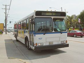 Bus System in Virginia Beach